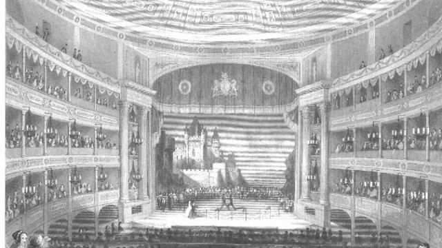 Drury Lane – Theatre Royal