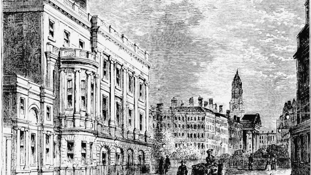 Hanover Square